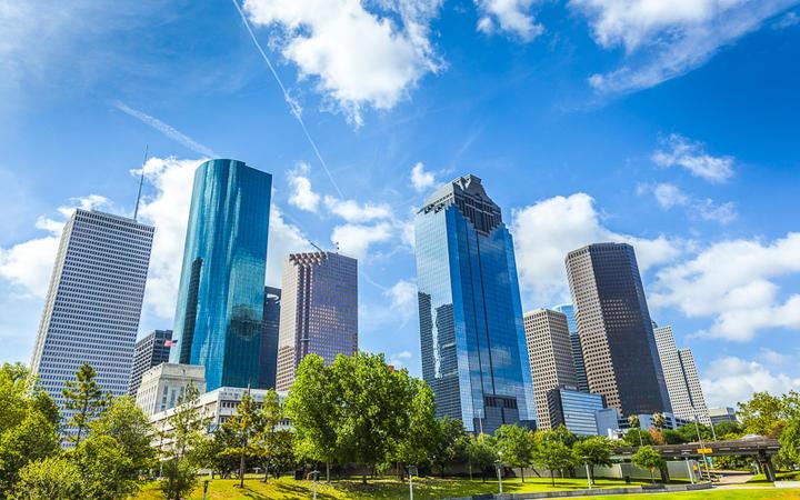 Die Skyline von Houston, Texas, USA © Jorg Hackemann / Shutterstock.com