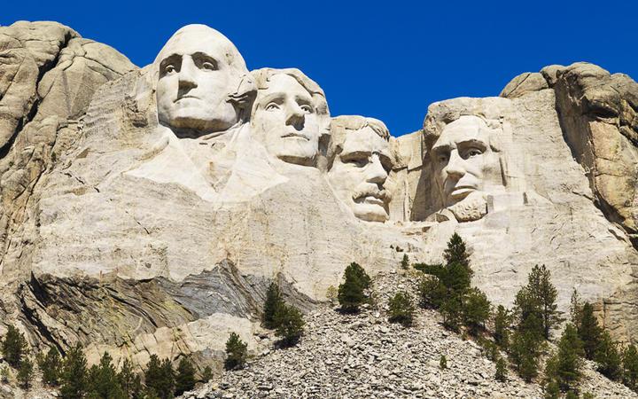 Mount Rushmore Nationaldenkmal © iofoto / shutterstock.com