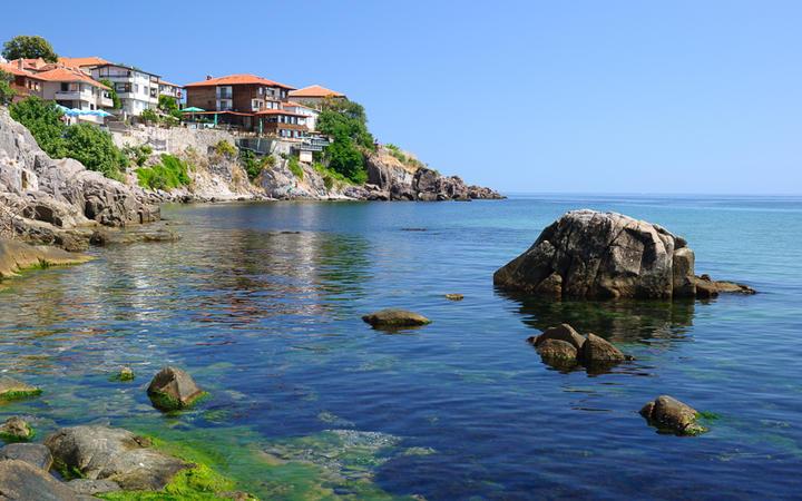 Das Dorf Sozopol an der Küste des Schwarzen Meers © windu / Shutterstock.com