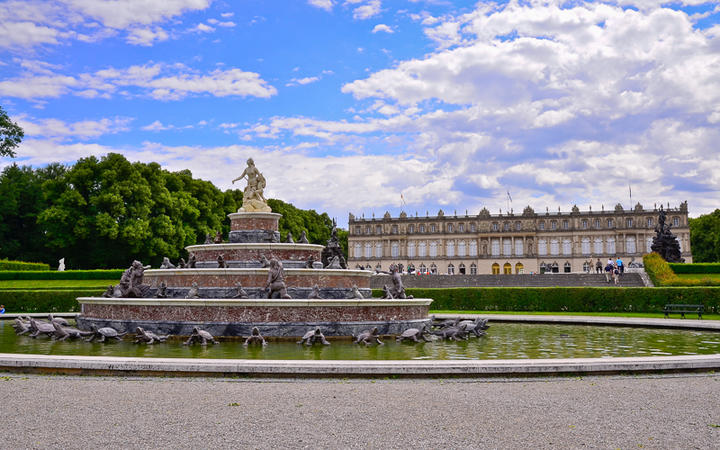 Schloss Herrenchiemsee © clearlens / shutterstock.com