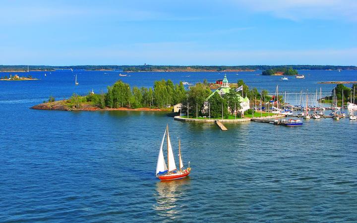 Die Ostsee bei Helsinki © Oleksiy Mark / Shutterstock.com