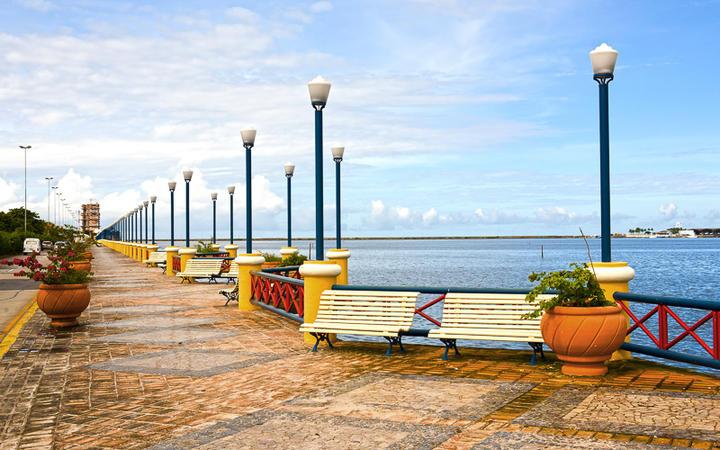 Promenade von Recife © ostill / shutterstock.com