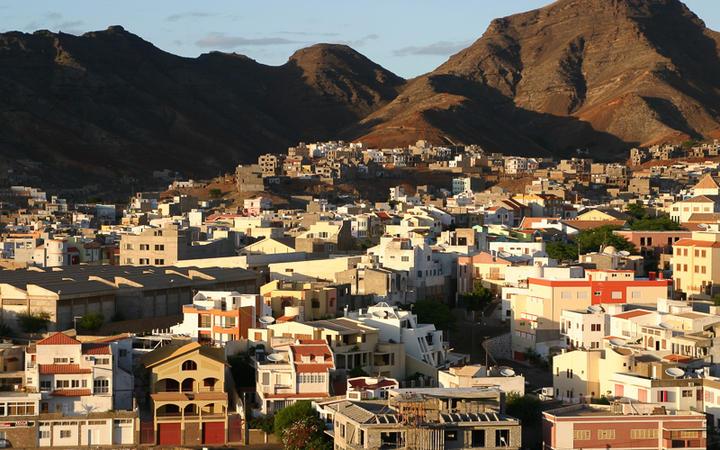 Blick über den Ort Sao Vicente © Juhana Lampinen / Shutterstock.com