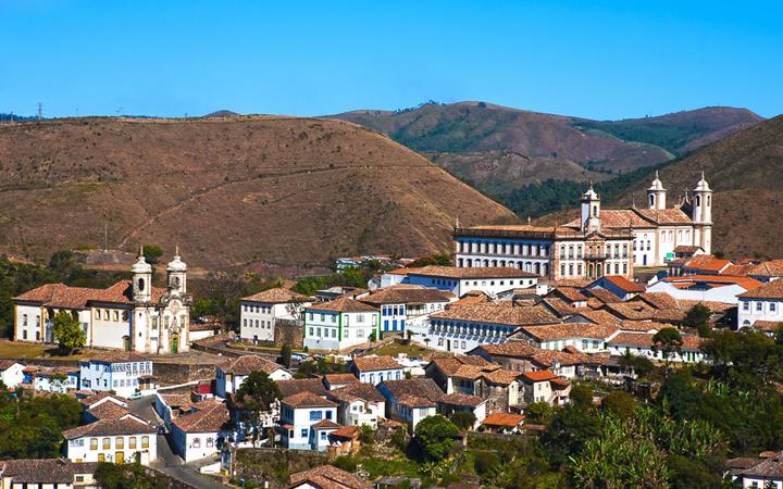 UNESCO Weltkulturerbe Ouro Preto © ostill / shutterstock.com