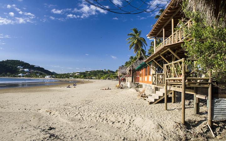 Der beliebte Strand von San Juan del Sur in Nicaragua © Tomasz Pado / Shutterstock.com