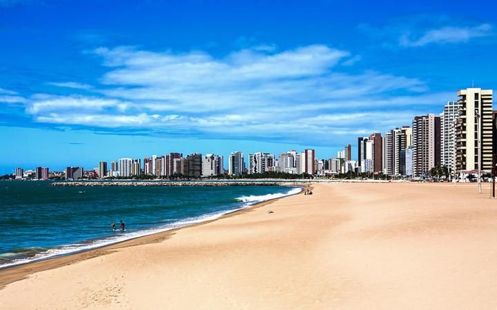 Strand von Fortaleza im Staat Ceara, Brasilien © ostill / Shutterstock.com