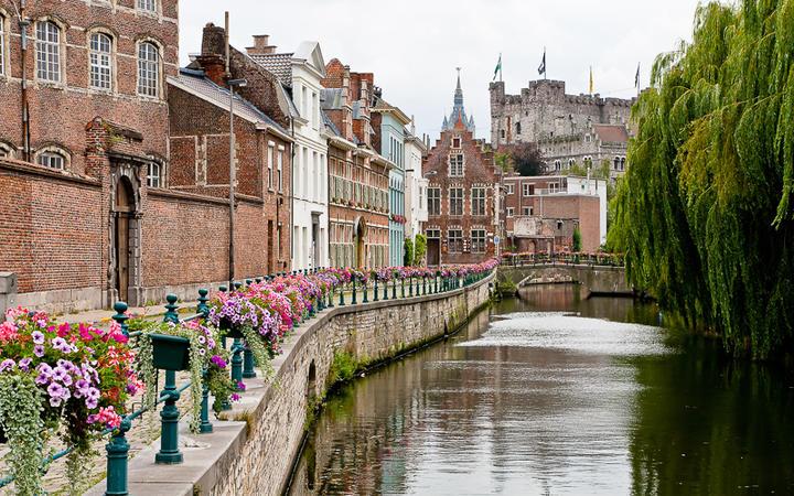 Historisches Zentrum von Gent © PiXXart / Shutterstock.com