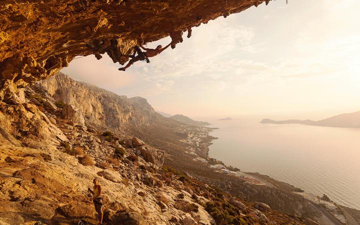 Das beliebte Klettergebiet um den Ort Masouri an der Westküste © Photobac / Shutterstock.com