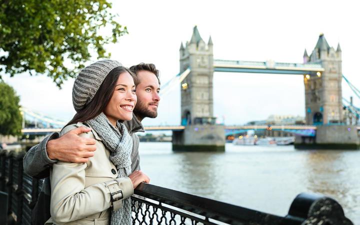 Die Tower Bridge an der Themse in London, Großbritannien © Maridav / shutterstock.com