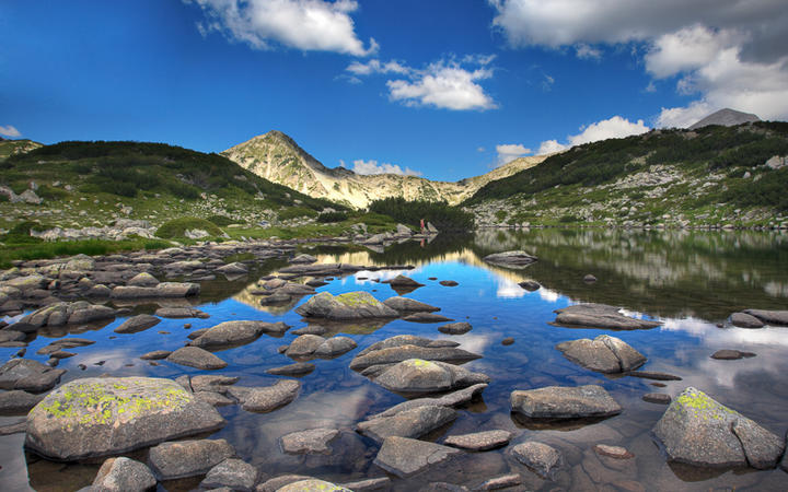 Gletschersee Zabecko im Nationalpark Pirin © Ljupco Smokovski / Shutterstock.com