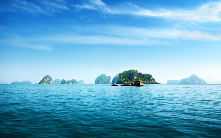 Die Inseln in der Andaman See, Thailand © lakov Kalinin / Shutterstock.com