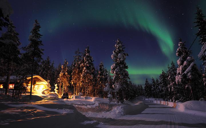 Nordlicht © Richard Cavalleri / shutterstock.com