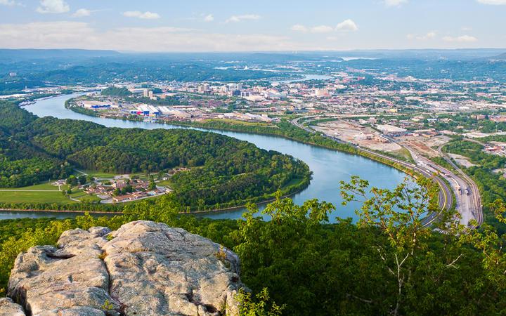 Chattanooga © Melinda Fawver / shutterstock.com