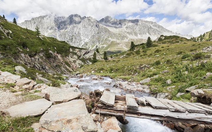 Blick auf den Hochgall in Osttirol © Lichtmeister / shutterstock.com